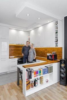 Zdjęcie numer 5 w galerii - Aneks kuchenny w mieszkaniu na warszawskim Bemowie