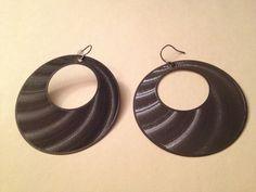 Large black disks