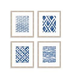 Custom listing for Jessie set of 4 prints with gold Wall Art Sets, Diy Wall Art, Abstract Watercolor, Watercolor Paintings, Watercolour Illustration, Watercolor Pattern, Cadre Diy, Deco Marine, Artist Canvas