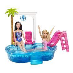 Barbie® Glam Pool | DGW22 | Barbie