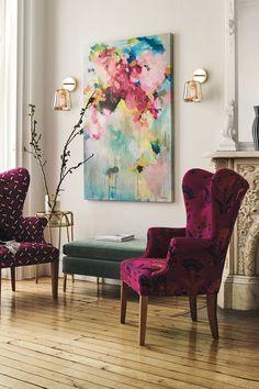 Modern Rustic Bohemian Living Room Design Ideas – Page 9 – Home Decor Ideas Boho Living Room, Home And Living, Living Room Decor, Bohemian Living, Bohemian Style, Dining Room, Decor Room, Room Art, Chairs For Living Room