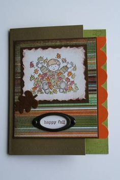 Stampin Up - Fall for All set