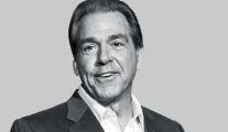 Coach Nick Saban on list of world's 50 greatest leaders.