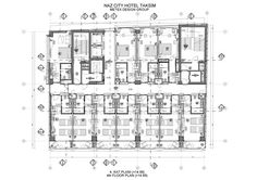 Naz City Hotel Taksim,Floor Plan