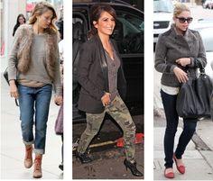 Celebrity Street Style of the Week: Jessica Alba, Cheryl Cole, & Ashley Benson