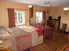 Accommodation in the main dwelling briefly includes an Entrance Hall, Lounge, Sitting Room, Home Office, large Kitchen Diner, Conservatory, downstairs Cloakroom, 4 Double bedrooms (two ensuite) and the Family Bathroom.