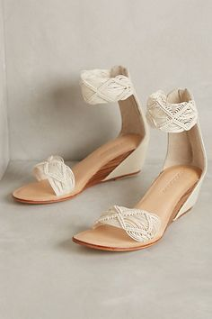 Cocobelle Lilly Sandals #anthropologie