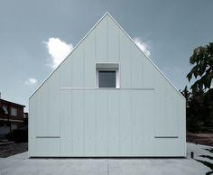 Casa Monzani - Fronte Est