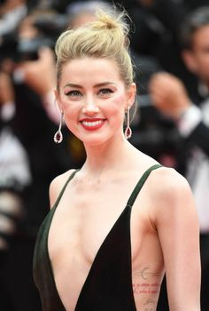 Amber Heard's glorious Valentino dress at Cannes premiere of Sorry Angel