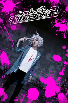 Ryou(霊異(りょう)) Nagito Komaeda Cosplay Photo - WorldCosplay