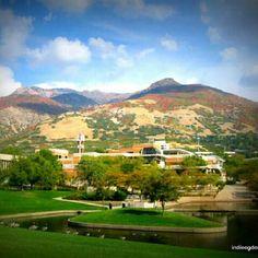 Weber State University in Ogden, Utah