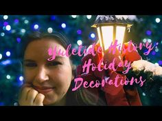 History of Christmas: Decorations and Gift Giving - YouTube Shamanism, Wild Nature, Winter Solstice, Giving, Folklore, Pagan, Mythology, Christmas Decorations, Around The Worlds