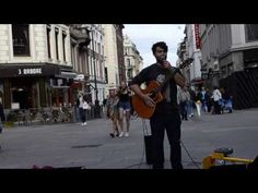 CAUGHT IT OSLO - TALENTED LOOP PEDAL DUDE - YouTube