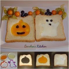 Cool breakfast idea for Halloween. What are you going to cook for Halloween Holidays Halloween, Halloween Treats, Happy Halloween, Halloween Party, Halloween Foods, Halloween 2013, Halloween Desserts, Halloween Stuff, Fall Recipes