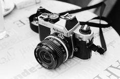 Nikon FM2 - My first Nikon. Still a classic.