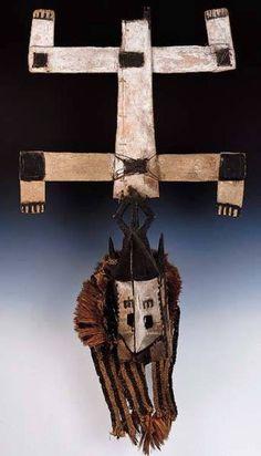 Le masque Kanaga