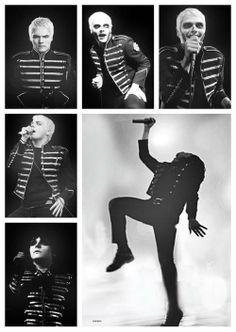Gerard Way ~ Black Parade ~ My Chemical Romance <3