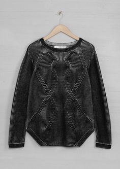 & Other Stories | Knit wool sweater