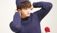 Star Empire Entertainment, the agency which manages Park Hyung Sik released some BTS shots of his pictorial with CéCi's December issue and we couldn't NOT post them. *heh* It's ob…