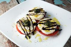 Simple and Delicious Caprese Salad