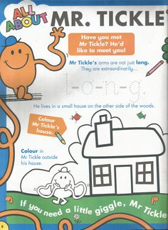 Mr. Men Little Miss Magazine - Beefeater Special Issue - Page 7