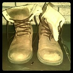 Men's Sherpa-lined  combat boots Men's Sherpa lined faux leather combat boot Call It Spring Shoes