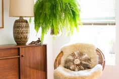 """Bridget describes her vibrant and colorful apartment as """"luxe bohemian, fairy tale discotheque, and hippie princess."""" She says her bed is """"like a giant cloud that hugs you."""""""