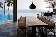 Cliff House, diseñada por Asociados Khosla | Kerala, India.