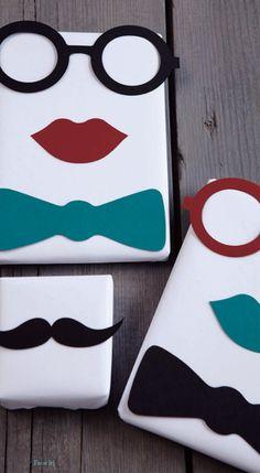 hediye paketi, çok sevimli :) #hediye #sunumu #önemlidir!