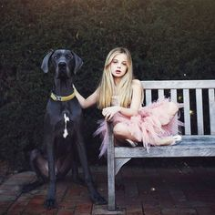 Happiness is your four legged friend and some sparkle Wild and Free Tutu in Rosewood