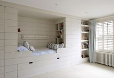 inbyggd säng barnrum - Sök på Google