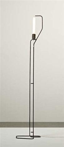 Spunk floor lamp von Robert Wettstein