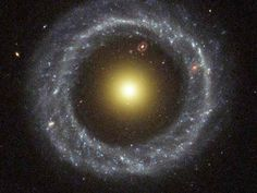 Hoag's Object: A Wheel Within a Wheel