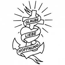 ... Glaube Liebe Hoffnung on Pinterest  Heartbeat, Faith and Hoffnung