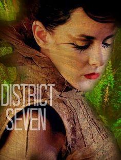 Johanna / Hunger Games / Catching Fire