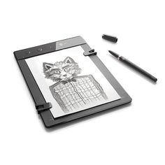iSkin Slate-- draw on paper, translated directly to digital! $169.00