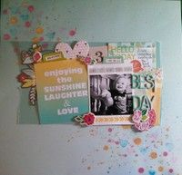 A Project by serenitysmom from our Scrapbooking Gallery originally submitted 06/02/13 at 09:35 PM