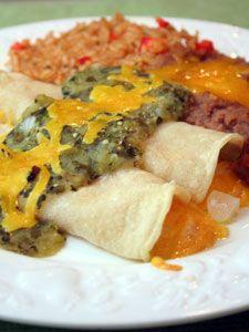 Salsa Verde   Enchilada Sauce