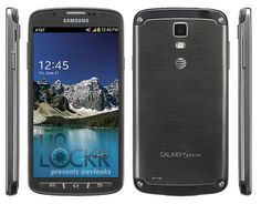 Samsung Galaxy S4 Active in AT seen