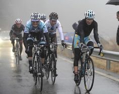 On his way to a stage win on an unusual day at the Volta Ciclista a Catalunya. Go Jani! Uci World Tour, Pro Cycling, Organizers, Third, Stage, Bicycle, Racing, Weather, Snow