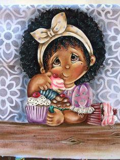 Pintura em tecido | bonecas |