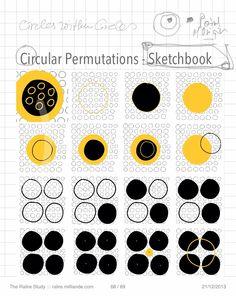 No:::33 Sketchbook - Monad- - The Ralire Study Investigations into Line, Number & Circle Symbology @ ralire.milliande.com #ralirestudy
