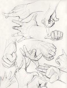 prog [WORK] ress: Sketches of Hands