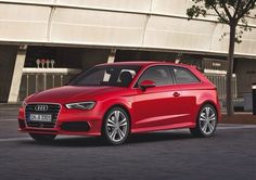 Red Audi A3. The submissive special. Christian's graduation gift to Ana. Fifty shades of grey by E.L. James