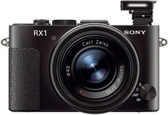 The Sony RX-1 is the smallest camera to ever feature a full-frame sensor. Specifically, it crams the same 24MP 35.8×23.9mm beast found in the newly released Sony a99 DSLR that boasts an ISO range between 100 – 25600, in a body that measures 4 1/2″x 2 5/8″x 2 3/4″ and weighs only a pound. Those specs alone are enough to make the rig a holy grail for some, but there are a few notable caveats.