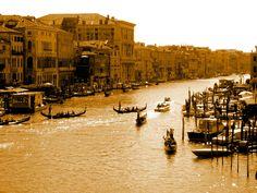 Venecia: un milagro de piedra y agua