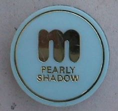 Vintage Miners Make-Up Ltd Surbiton England Pearly Eye Shadow Turquoise Ref No. 1970s Childhood, My Childhood Memories, Best Memories, Teenage Years, My Memory, The Good Old Days, Retro, Just In Case, Make Up
