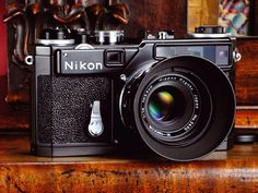 Nikon SP w/ W-Nikkor C 35mm f1.8
