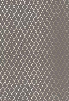 Wallcovering / Wallpaper | Valencia in Graphite | Schumacher