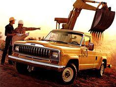 jeep honcho old trucks jeeps jeep j20 1981 1987